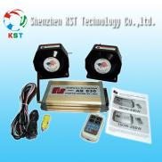 High Power Wireless Police Car Complete Siren For  Manufacturer