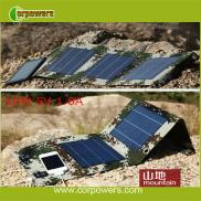 10w  Solar Portable  Charger  Power  Box Charger Manufacturer