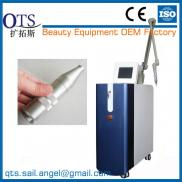 1064 /532nm Q-Switched  Nd Yag Laser  Hair Remova Manufacturer