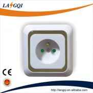 ISO Certification  Electrical  Wall  Switch  Socke Manufacturer