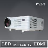 3000 Lumens High Brightness Cheap  Mini Projector  Manufacturer