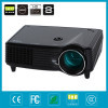 Low Price Good Effect  LED LCD  Projector Manufacturer