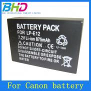 Lithium Camera  Battery  ,  Digital  Camera  Batte Manufacturer