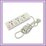 3 Way  Switched  Extension Socket,  Electric  Powe Manufacturer