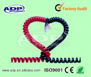 4Cores TC  Telephone  Extension  Cord  Manufacturer