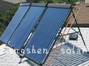 30 Vacuum Tubes  Solar  Water Heater  Collector  W Manufacturer