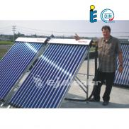 European Style Evacuated  Solar Collector ,  Heat  Manufacturer