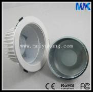 24W  High Power LED Downlight  Housing Parts For J Manufacturer