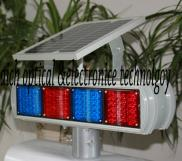 3 Aspects LED Modules Flashing Solar Panel Warning Manufacturer