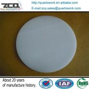 High Quality Opaque Quatz Glass Windows Manufacturer