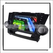 8 Inch Best Sell Double Din  Car  DVD  GPS  For To Manufacturer