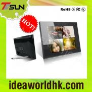 8 Inch Black Acrylic Lcd Full Function Digital Pho Manufacturer