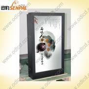 Full Color Sunlight Readable  LCD  Video Wall Blue Manufacturer