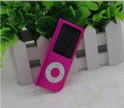 Colorful 4th Gen Mp4  Player  With 1.8inch  LCD  S Manufacturer