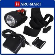 1W LED  Miner  Headlamp Mining Lighting Cap  Lamp  Manufacturer