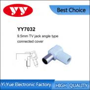 9.5mm TV Jack Angle Type Separable Cover Manufacturer