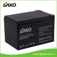 12V12AH  VRLA Battery  Maintenance Free With 5 Yea Manufacturer