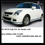 PU Car Body Kits For Suzuki Swift 05-08 Manufacturer