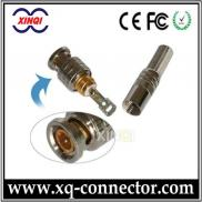 Wholesale With Screw Male BNC  Coaxial Cable  Conn Manufacturer