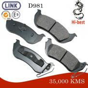 Top Rated  Brake Pads  Manufacturer
