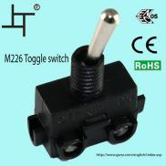 Illuminated On - Off Desk Lamp Toggle Switch Manufacturer