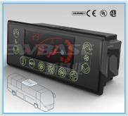 CK200201 12V/24V Fully Automatic Bus Air Condition Manufacturer