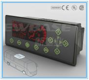 CK200211 Bus Air Conditioner Controller(LCD Displa Manufacturer