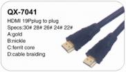 High Speed HDMI Cable With Ethernet - Supports 3D, Manufacturer