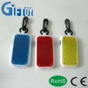 3 LED Warning Light Keychain Manufacturer