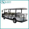 CE Electric Car Sightseeing Passenger Bus 14 Seats Manufacturer