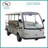 CE Electric Car Sightseeing Passenger Bus with Gea Manufacturer