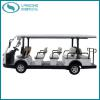 CE Electric Sightseeing Shuttle Bus with Gearbox a Manufacturer