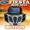 Witson  Car DVD Player  With GPS for Ford Fiesta 2 Manufacturer