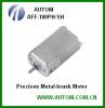 Precious Metal-Brush Motors (AFF-180PH/SH) Manufacturer