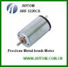 Precious Metal-Brush Motors ARF-1220CA Manufacturer