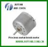 Precious Metal-Brush Motors (ARF-330TA) Manufacturer