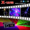 Stage Laser Light RGB Full Color Namation with SD Card