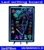 6080size LED Writing Board Manufacturer