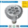 LED Par  Light 7W / Bridgelux  LED  Manufacturer