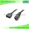 4 PIN DC Connection Cable For Flexible Light Strip Manufacturer