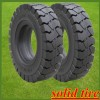 Top Quality Forklift Solid Tyre 6.50-10 Manufacturer