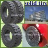 Top Quality Industrial Forklift Solid Tyre 15X41/2 Manufacturer