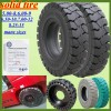 Top Quality Industrial Forklift Solid Tyre 8.25-15 Manufacturer
