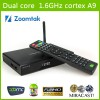 2014 Best android tv box Dual Core MX Amlogic 8726 Manufacturer