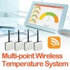 Multi-Point Wireless Temperature System Kit Manufacturer