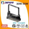 Zhongpu LED Flood  Light  / Led  Tunnel Light  30w Manufacturer