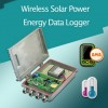 Wireless Solar Power  Temperature  Logger Manufacturer