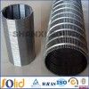 304 Stainless Steel Wedge Wire Screen Pipe