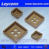 Straight Solder Type Plcc Socket Manufacturer