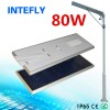 80W Portable  Solar  System For  Outdoor /Project  Manufacturer